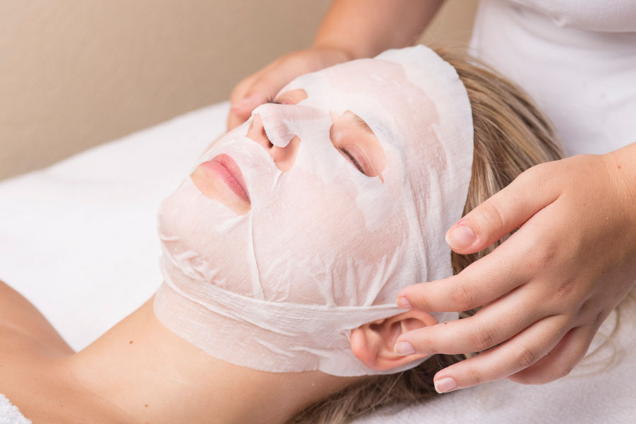 Lifting Collagen Mask - Lisine